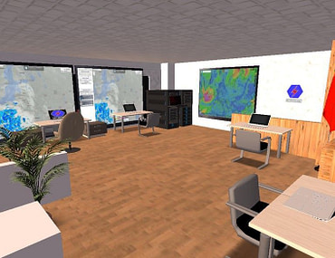 Skywarn Russia VR office