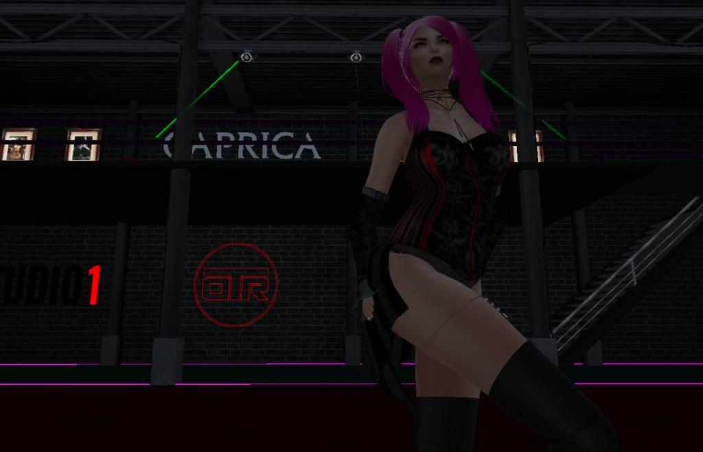 Caprica Grid night clubs