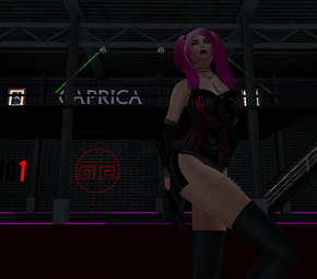 Caprica Grid night clubs