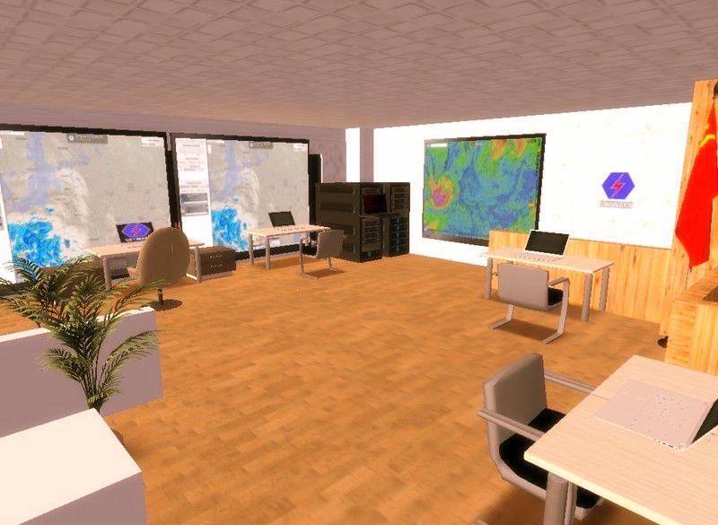 Skywarn Russia VR office